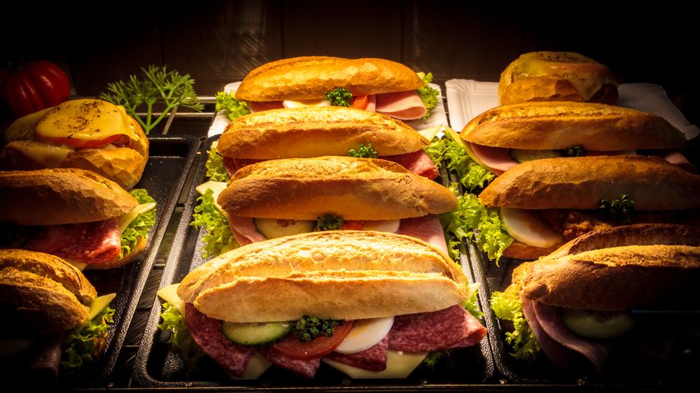 Heute mal ein Baguette?!